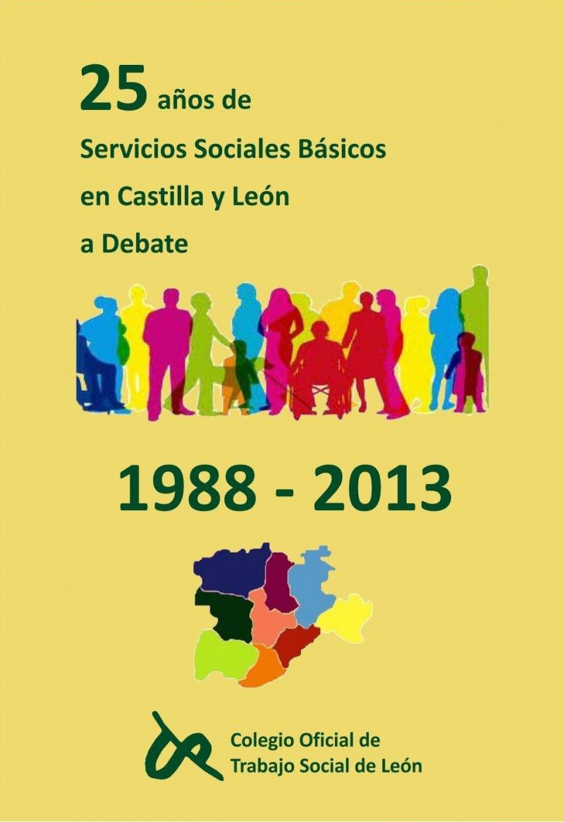 Edici n del libro 25 a os de servicios sociales b sicos for Oficina empleo castilla y leon